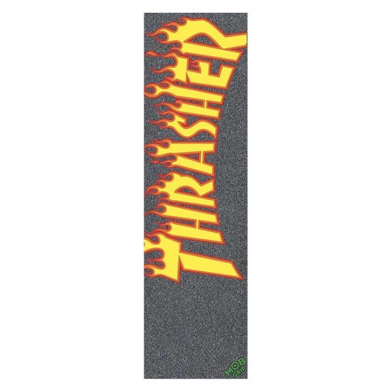 Thrasher THRASHER FLAME YELLOW/ORANGE MOB GRIP TAPE