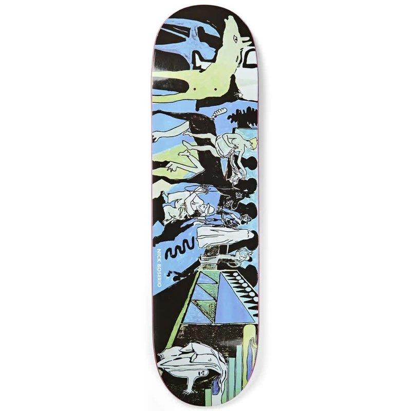 """Polar Polar Deck - Nick Boserio """"The Riders"""" - 8.125"""""""