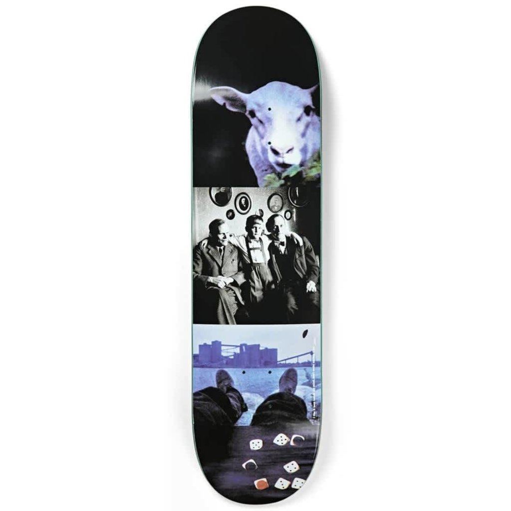 Polar Polar Deck - I Like it Here - Sheep in Motion - 8.75""