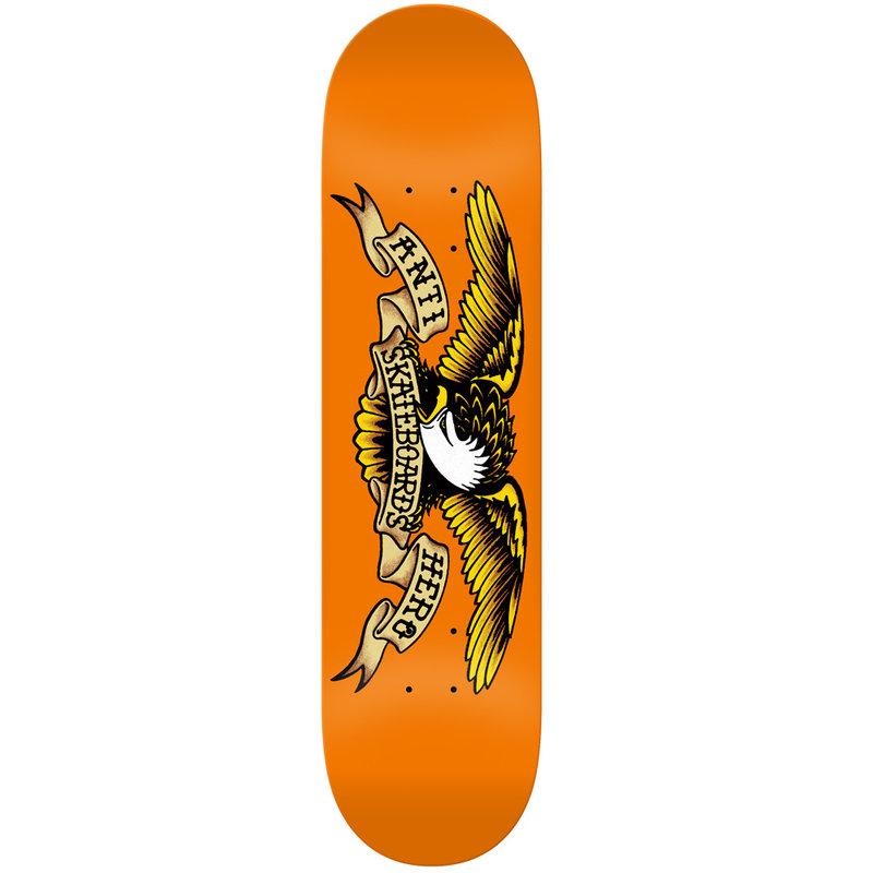 Anti Hero Anti Hero Classic Eagle Deck Orange 9.0