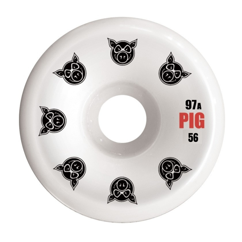 Pig PIG WHEELS PIG HEAD C-LINE 56MM