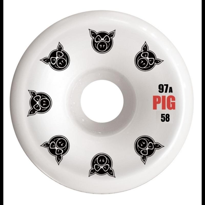 Pig PIG WHEELS PIG HEAD C-LINE 58MM