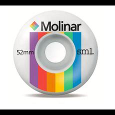 SML SML WHEELS RAYMOND MOLINAR POLAROIDS OG FORMULA 99A 52MM