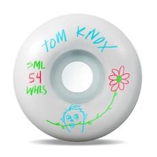SML SML WHEELS TOM KNOX PENCIL PUSHERS V-CUT 54MM