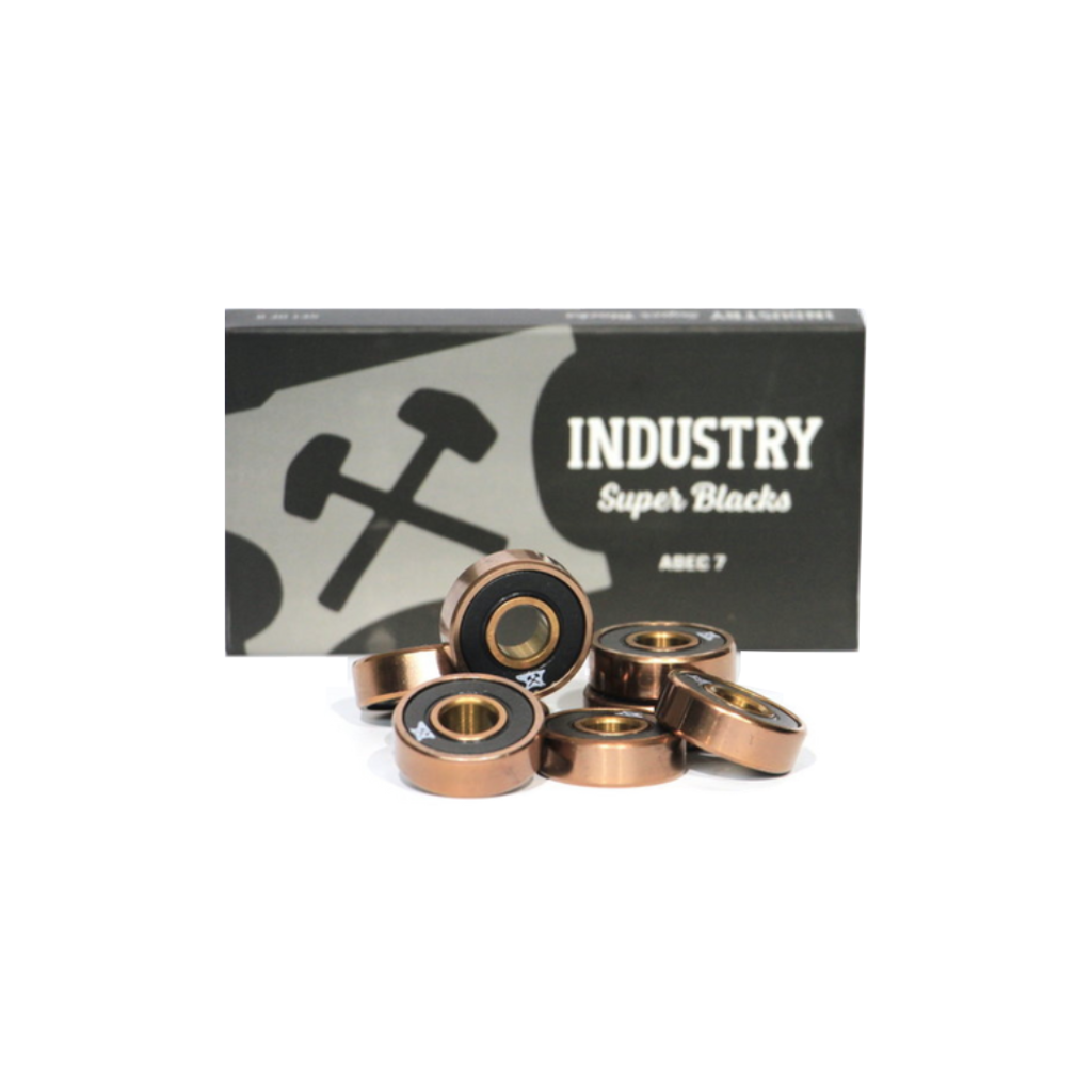 Industry INDUSTRY Super Blacks Abec 7