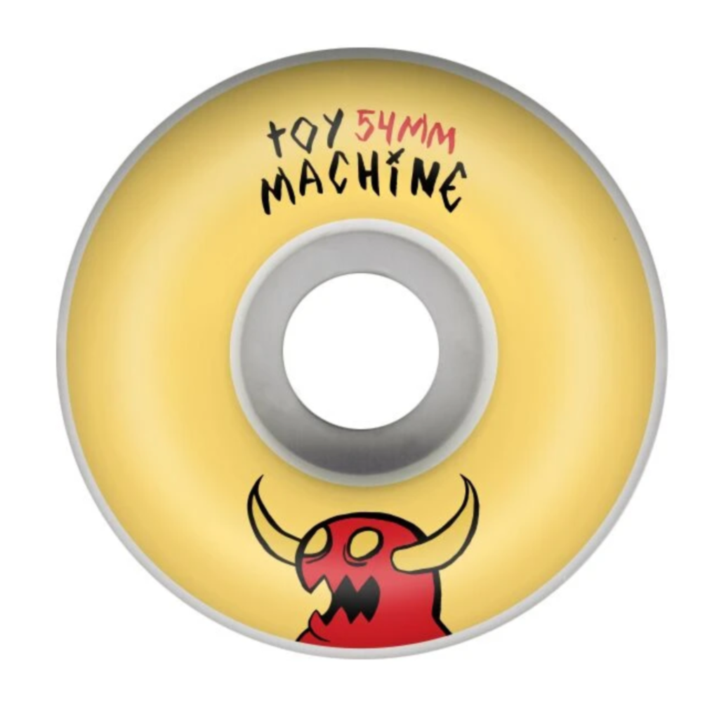 Toy Machine TOY MACHINE WHEELS SKETCHY MONSTER 54MM