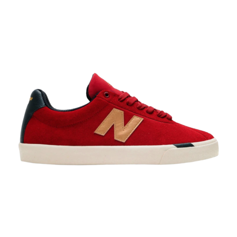 New Balance New Balance NB NUMERIC SHOES 22 Crimson/Gold