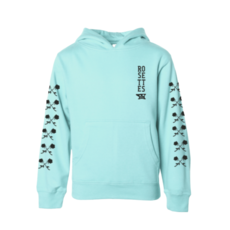 Industry Industry Youth Rosettes Multi Tool Hoodie Mint