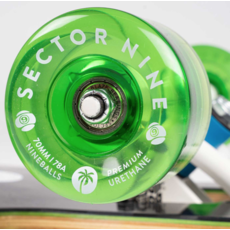 """Sector 9 Sector 9 MOSAIC DROPPER Complete 41"""" x 9.625"""""""