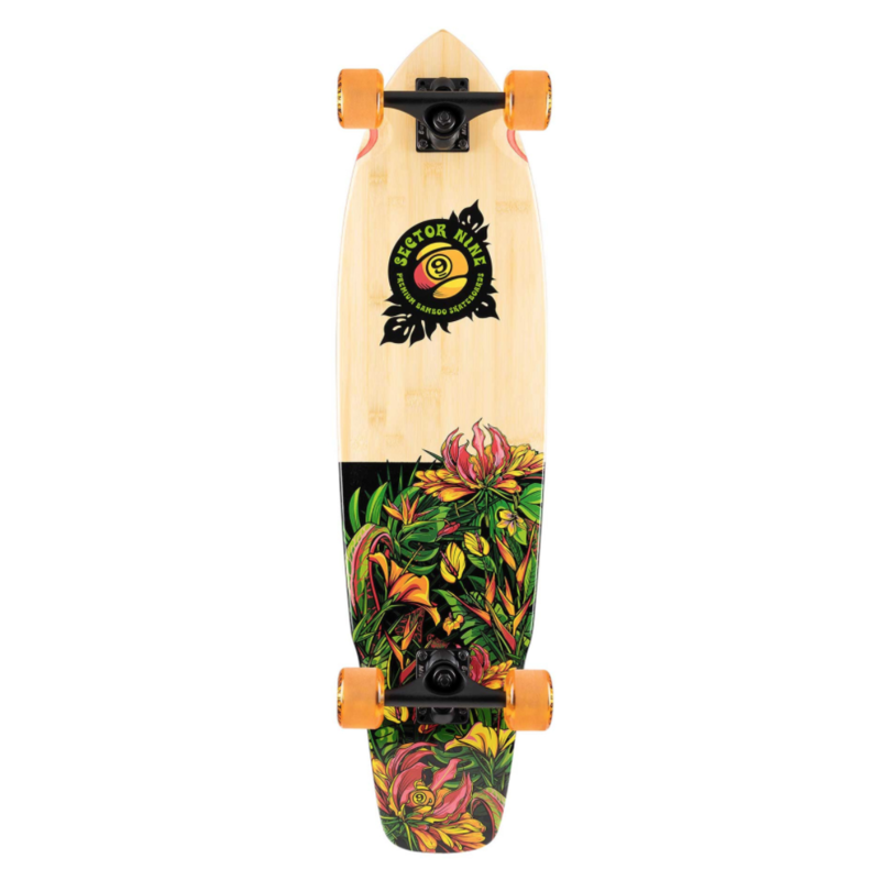 """Sector 9 Sector 9 EDEN FT. POINT Complete 34.0"""" x 8.75"""""""