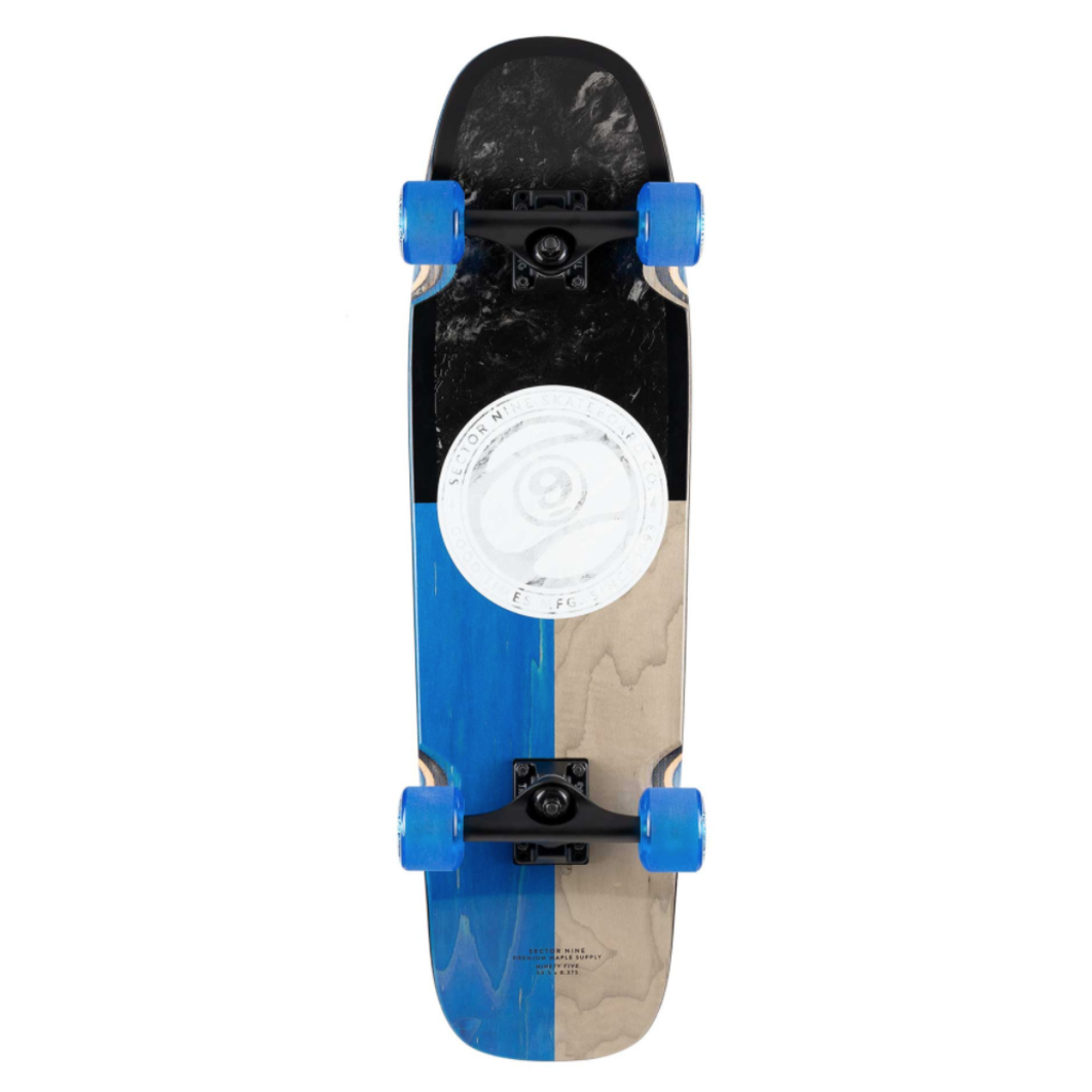 """Sector 9 Sector 9 DIVIDE NINETY FIVE Complete 30.5"""" x 8.375"""""""