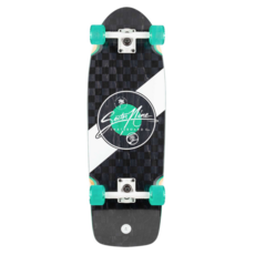 """Sector 9 Sector 9 MOSAIC FAT WAVE Complete 30.0"""" x 9.8"""""""