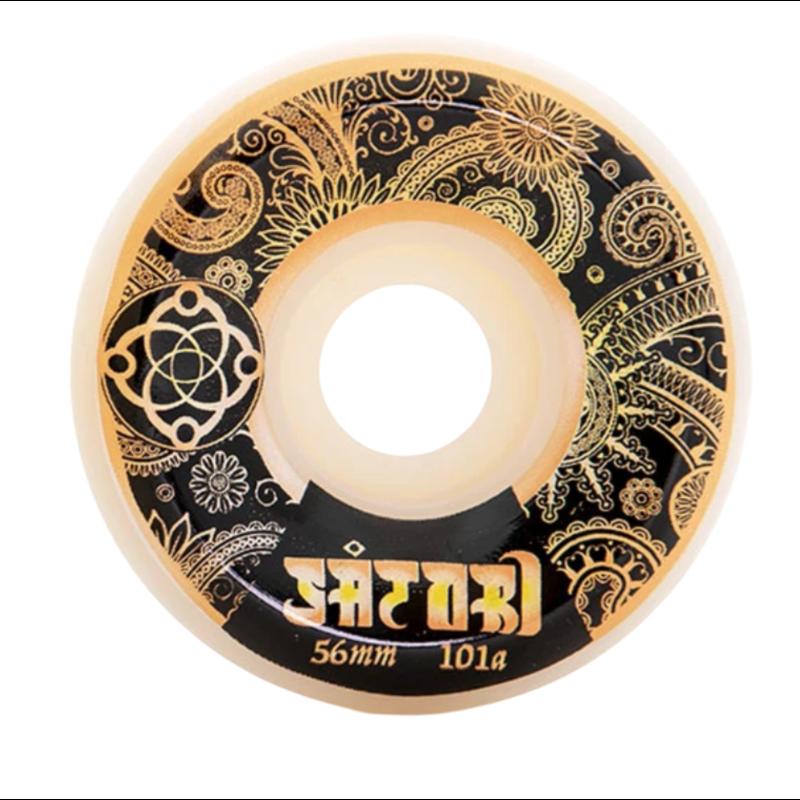 Satori Satori Wheels Paisley Link Conical 101a 56mm