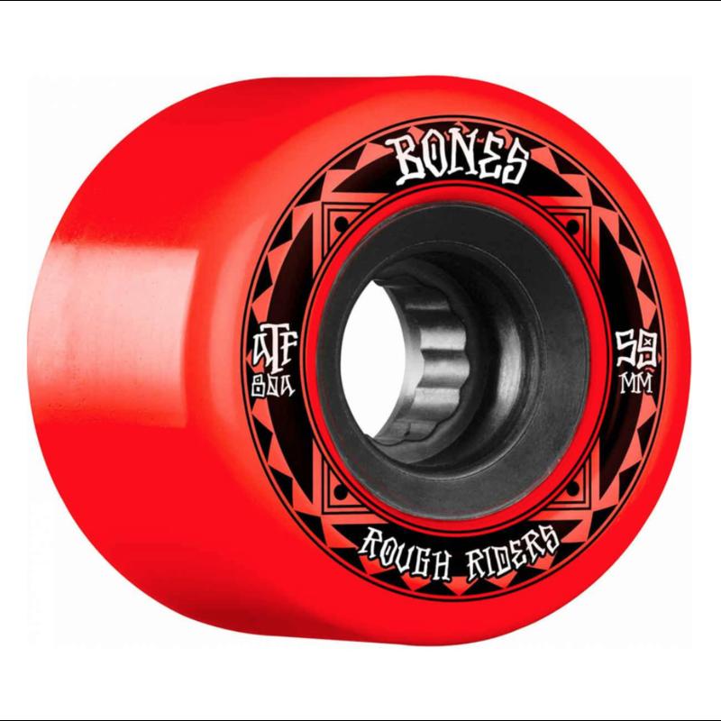 BONES BONES ATF Wheels Rough Riders Runners Red 59mm