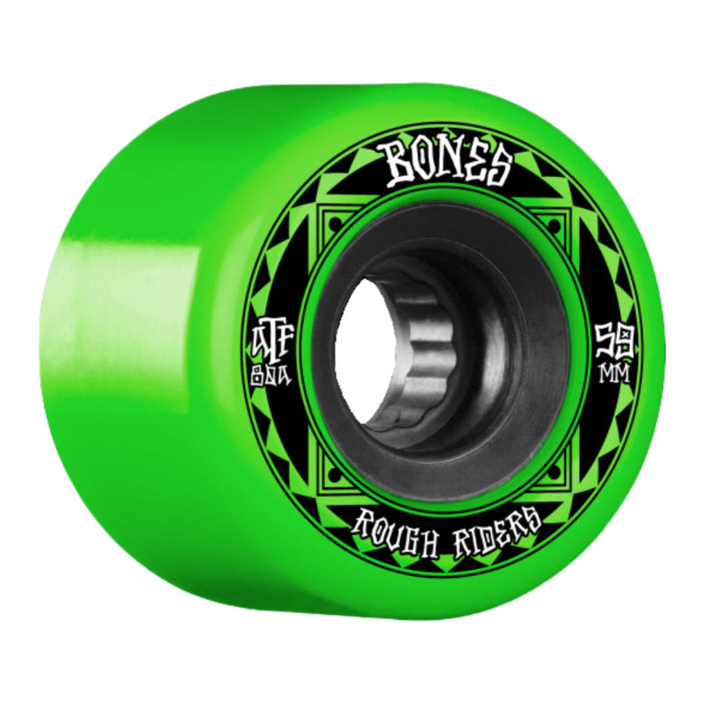 BONES BONES ATF Wheels Rough Riders Runners Green 59mm