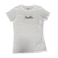 Industry Industry Rosettes Double Standard T-Shirt White