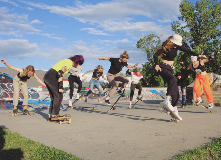 SKATE SESSIONS/EVENTS