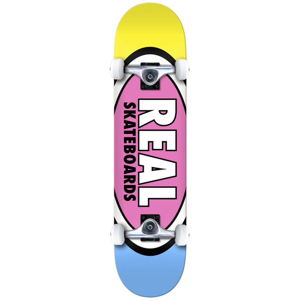Real Real RS TEAM EDITION OVAL MINI 7.3