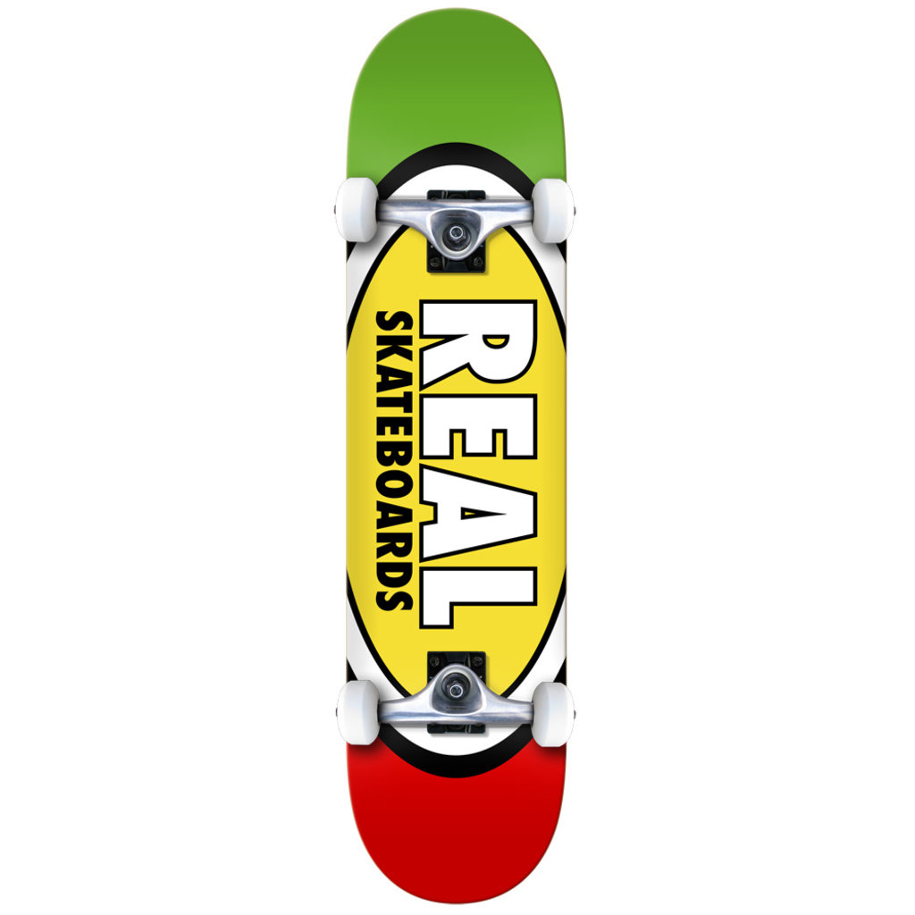 Real Real RS TEAM EDITION OVAL XL 8.25