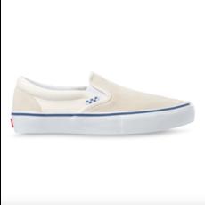 Vans VANS MN SKATE SLIP ON OFF WHITE