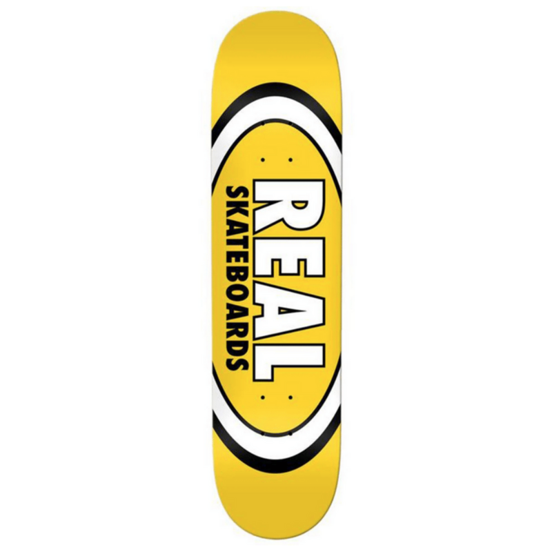Real REAL TEAM CLASSIC OVAL 8.06