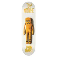 Toy Machine Toy Machine DECK PROVOST DOLL 8.25