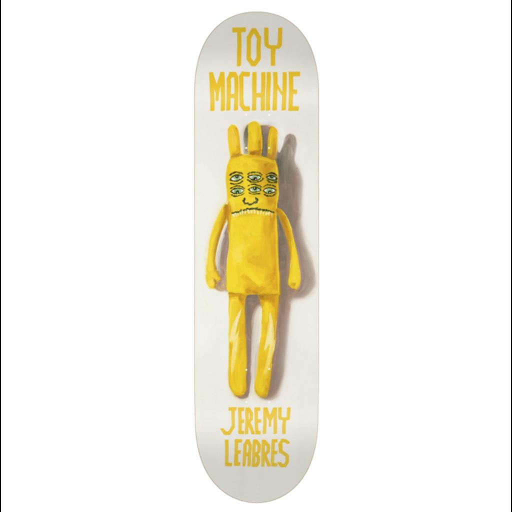 Toy Machine Toy Machine DECK LEABRES DOLLS 8.13