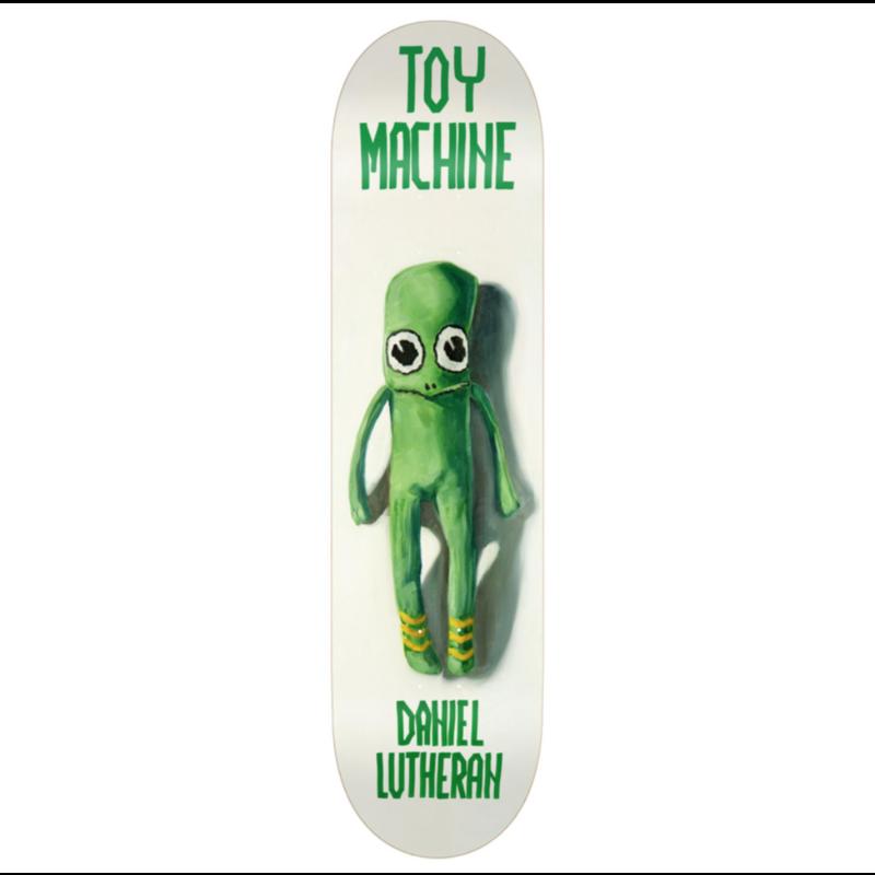 Toy Machine Toy Machine DECK LUTHERAN DOLL 8