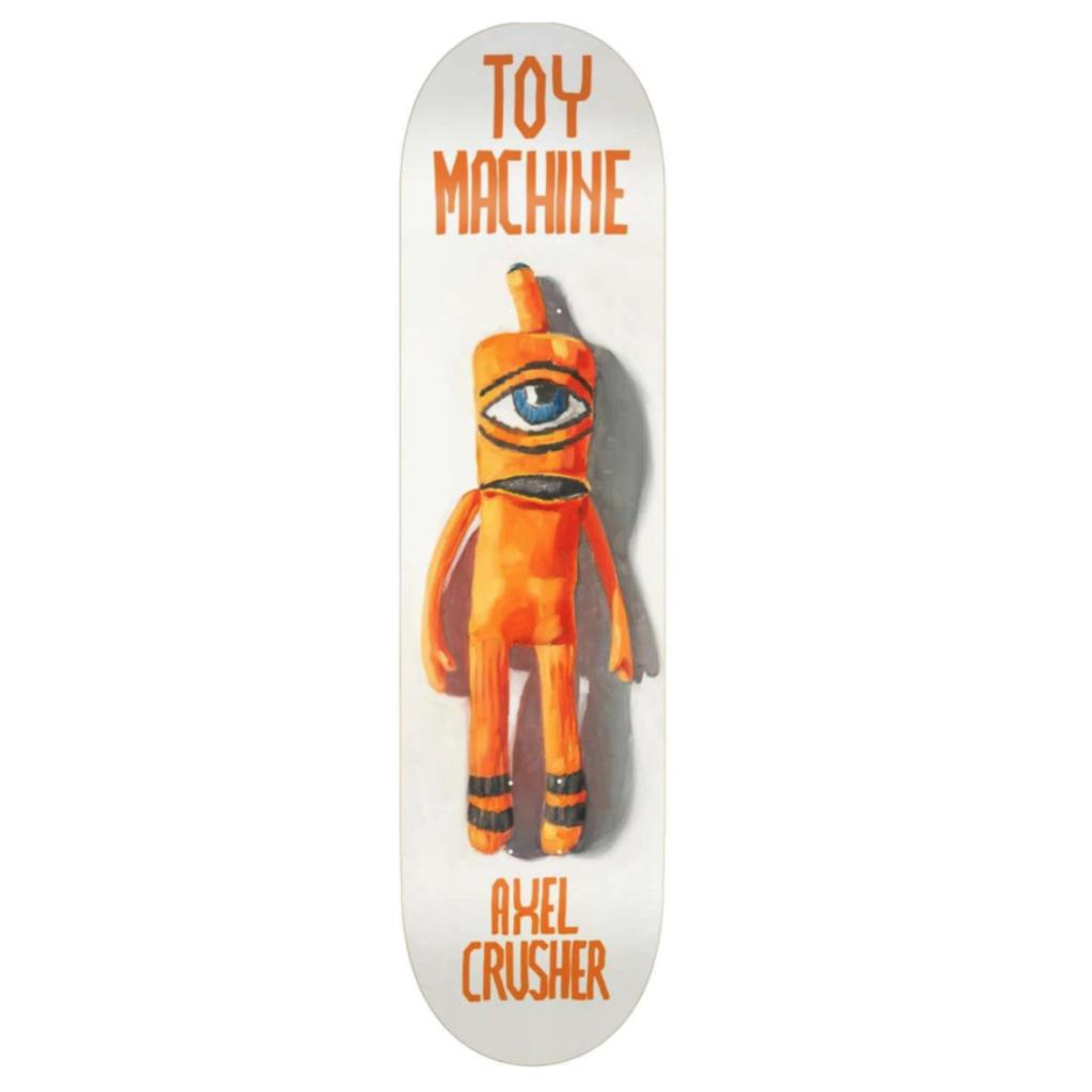 Toy Machine Toy Machine DECK AXEL DOLL 8.5
