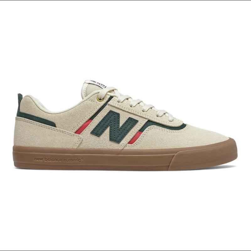 New Balance New Balance NB NUMERIC SHOES 306 FOY Cream/Dark Green