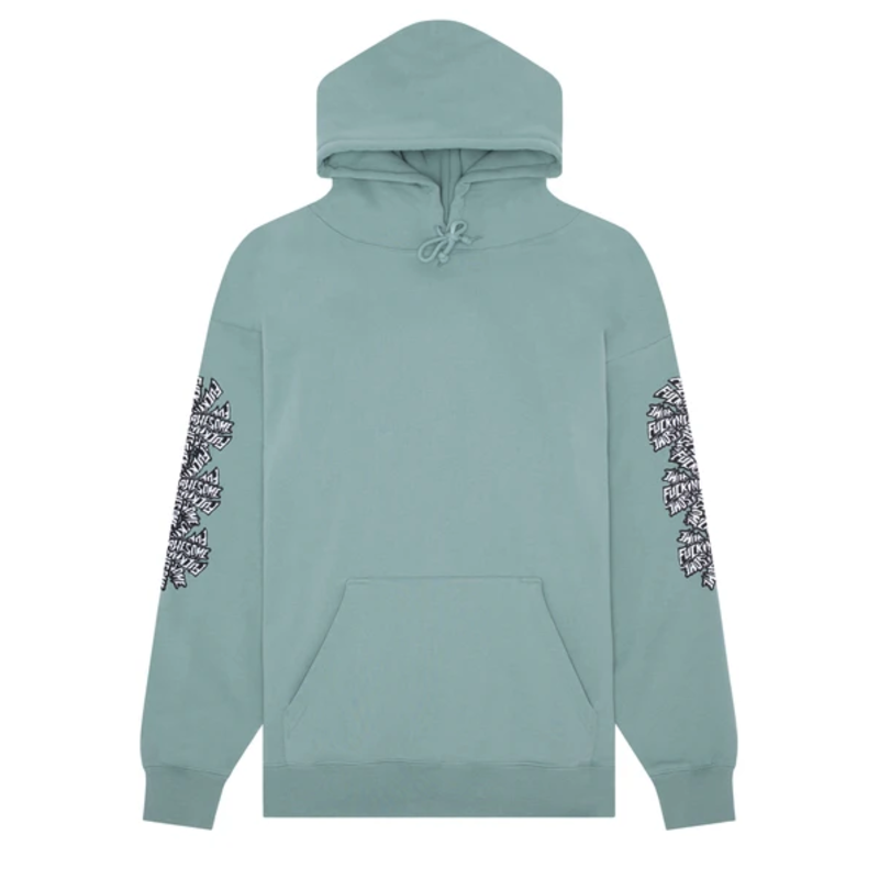 FUCKING AWESOME Fucking Awesome Three Spiral Hoodie