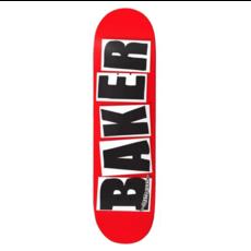 Baker BAKER BRAND LOGO BLACK DECK 8.38