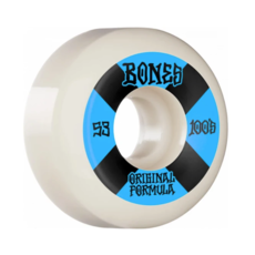 BONES BONES PRICE POINT WHEELS V5 SIDECUTS 100'S WHITE 53MM