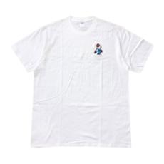 TELEVISISTAR TELEVISISTAR  Sunflower Filmer T-Shirt White