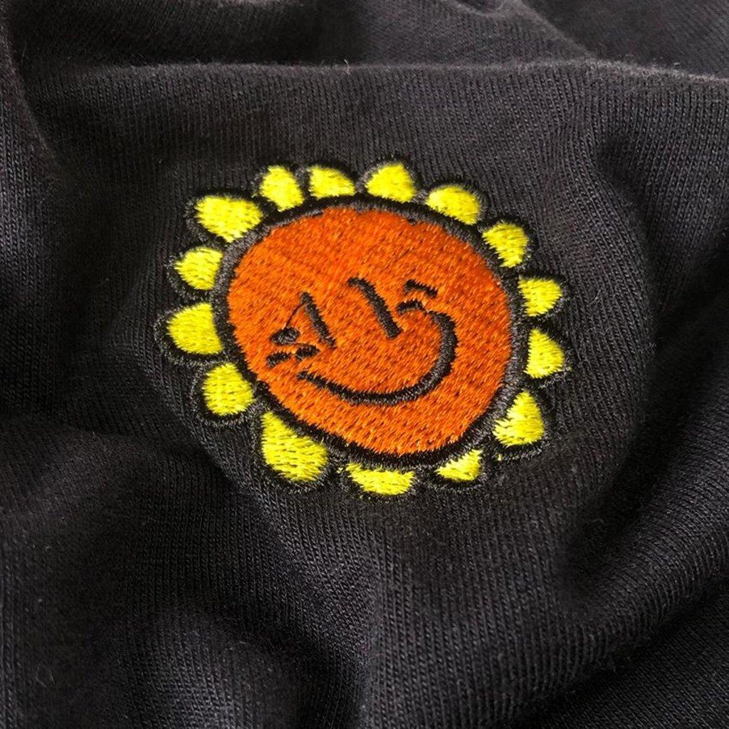 TELEVISISTAR TELEVISISTAR Sunflower Face Black