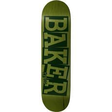 Baker BAKER TP RIBBON GREEN VENEER DECK 8.5