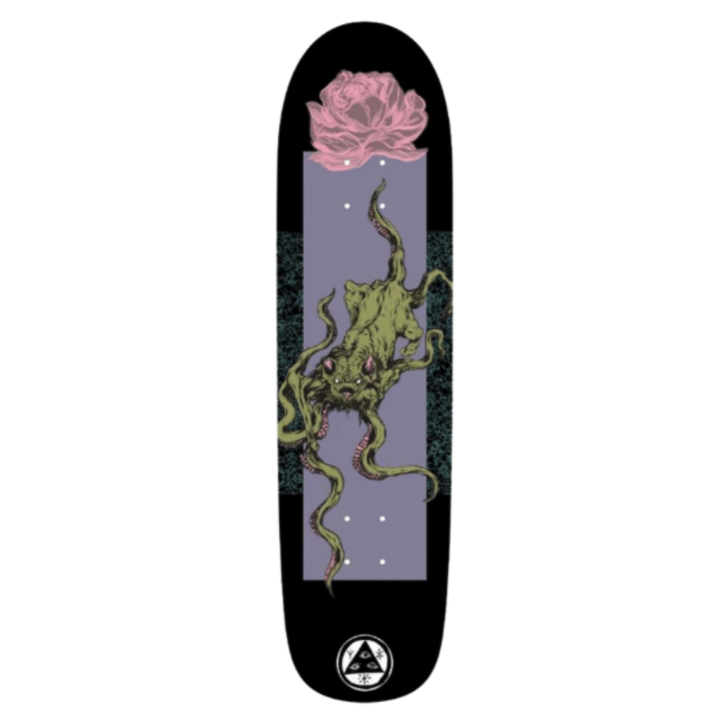 Welcome Welcome Deck - Bactocat on Son of Planchette 8.38