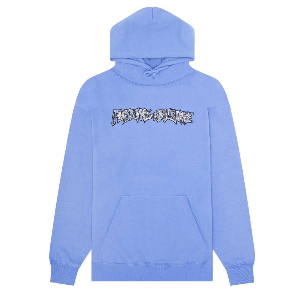 FUCKING AWESOME FUCKING AWESOME ACUPUNCTURE STAMP HOODIE