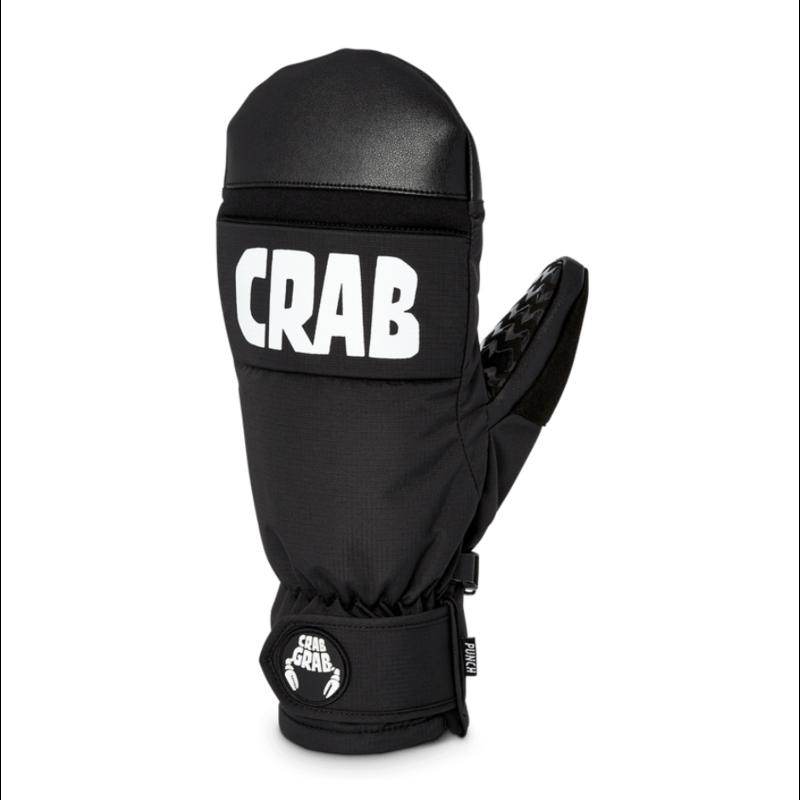CRAB GRAB CRAB GRAB PUNCH MITTS BLACK