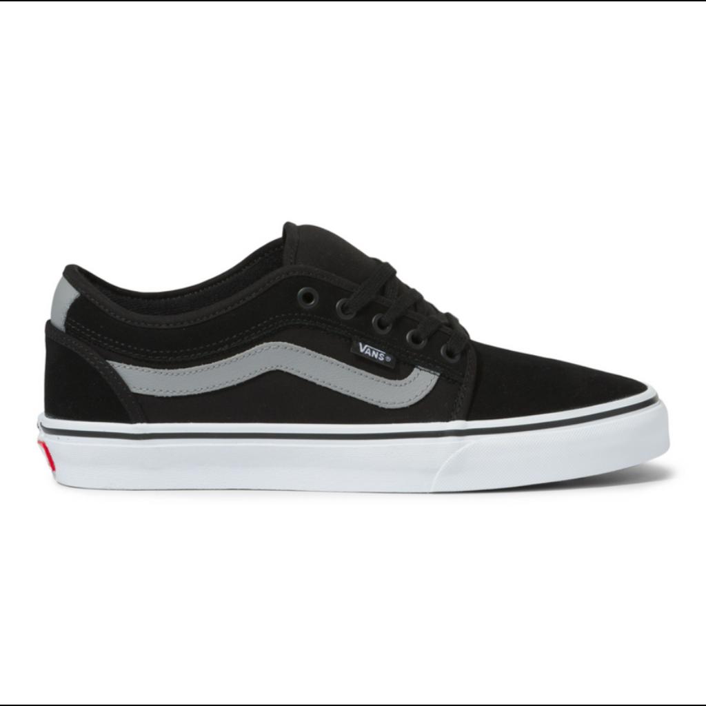 Vans VANS M CHUKKA LOW BLACK/GRAY/WHITE