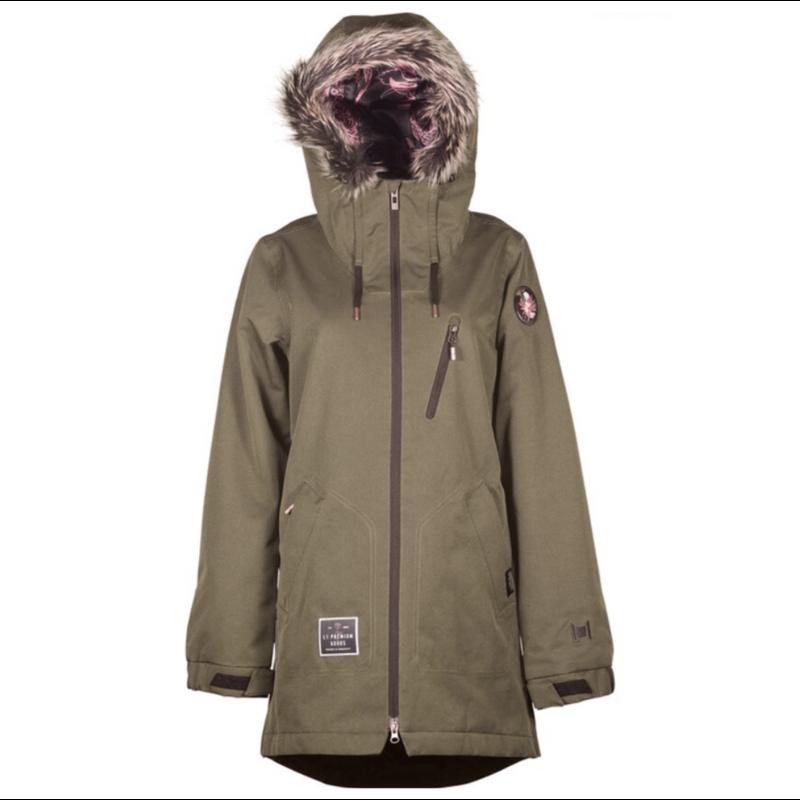 L1 L1 Fairbanks Military Jacket