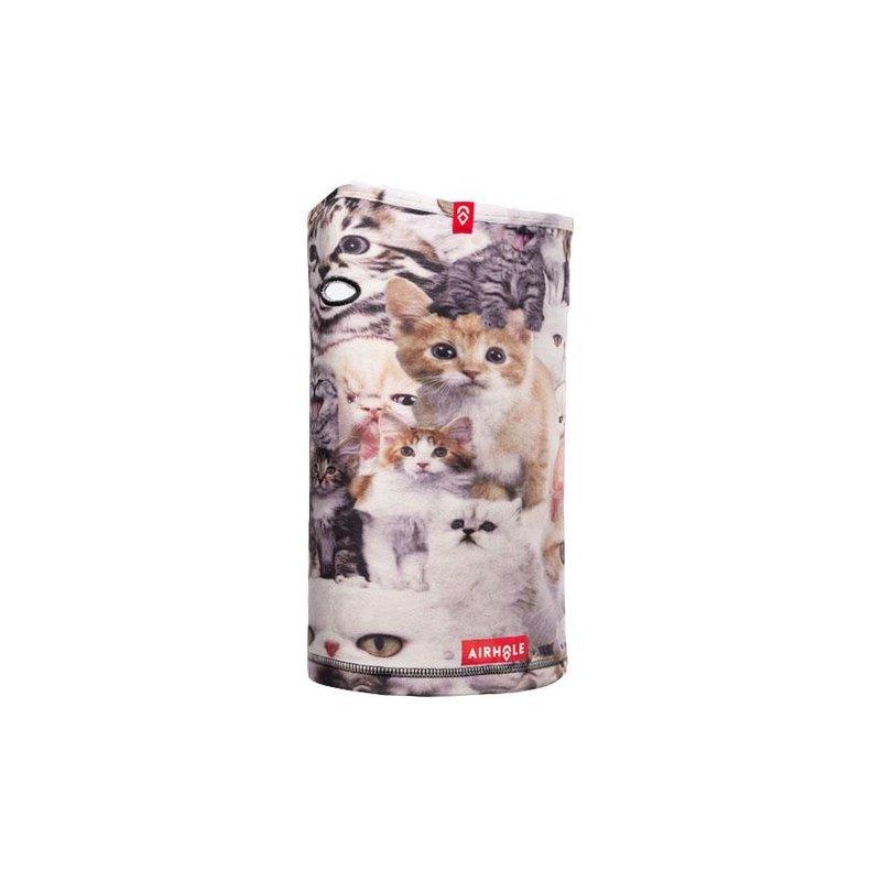 Airhole Airhole Junior Airtube Ergo Milk Fleece Meow 2022