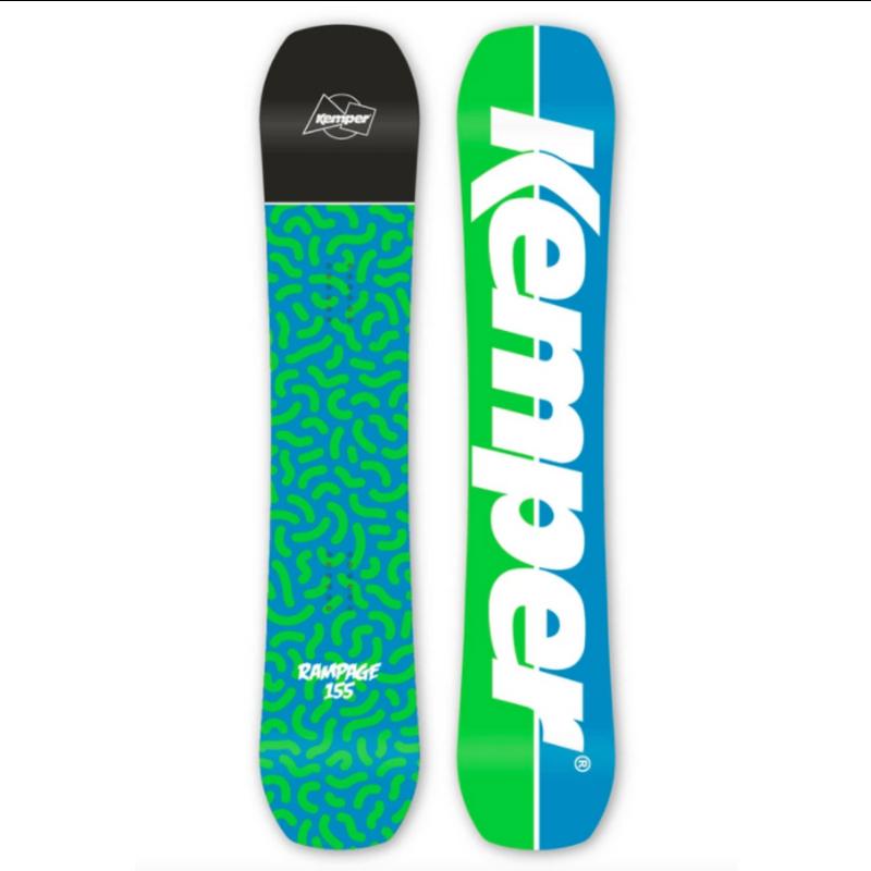 Kemper Kemper Rampage Snowboard - 2021/2022 2022