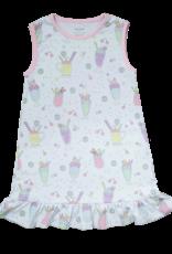 Noomie Noomie - Milkshakes Sleeveless Dress
