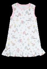 Noomie Noomie -  Mermaids Sleeveless Dress