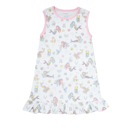 Noomie Noomie -  Mermaids Sleeveless Dress