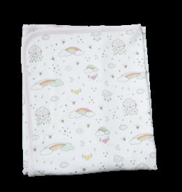 Noomie Noomie - Rainbows Double Layer Blanket