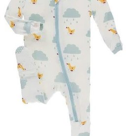 KicKee Pants KicKee Pants - Natural Puddle Duck