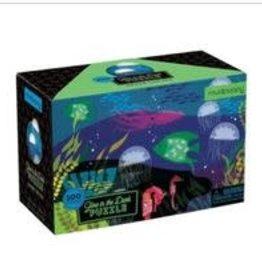 Mudpuppy Mudpuppy - Under The Sea Glow-in-the-dark Puzzle