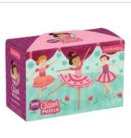 Mudpuppy Mudpuppy - Ballerinas Glitter Puzzle